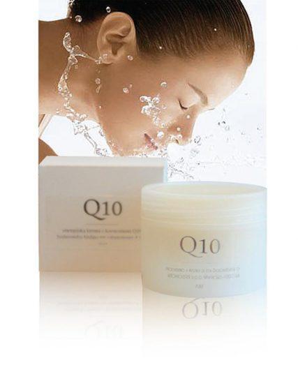 Q10 krema za nego obraza