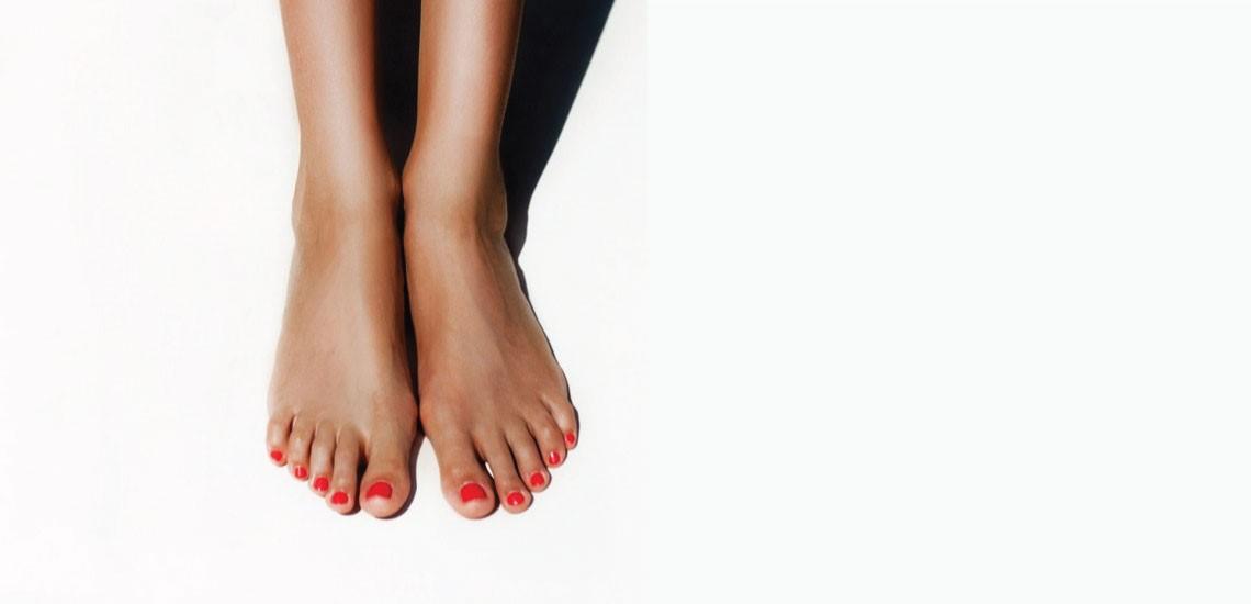 Kako preprečiti neprijeten vonj stopal?